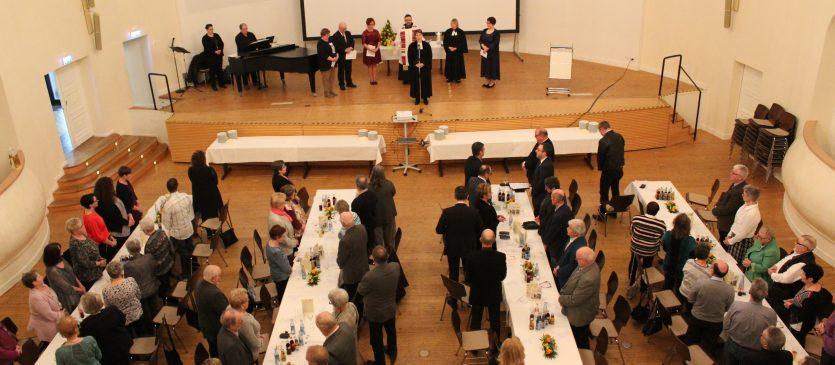 Jubiläumsfeier im Kuppelsaal Wemmetsweiler